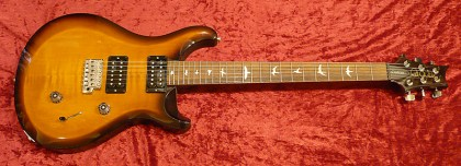PRS S2 Custom 24 McCarty tobacco sunburst