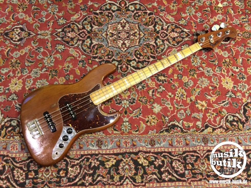 Fender Jazzbass 1975 1