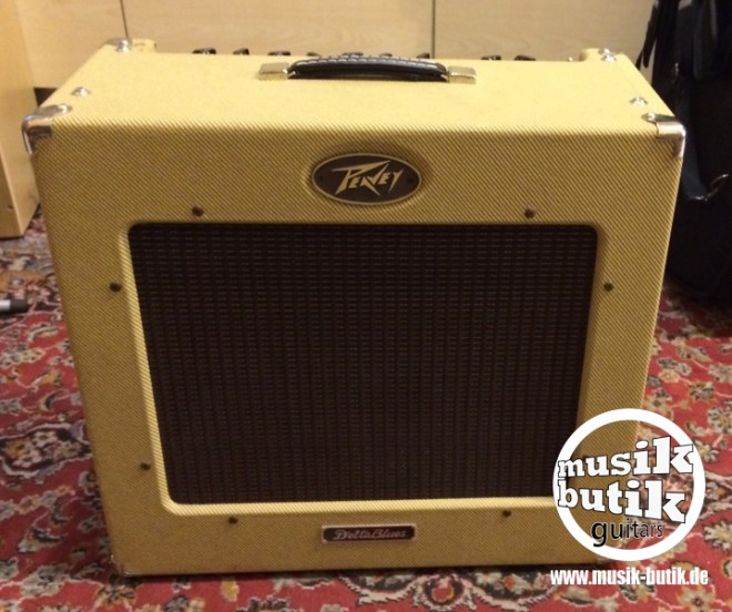 Peavey Delta Blues 1x15%22 3