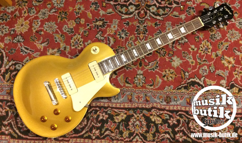 Epiphone Les Paul '56 Goldtop P90 1