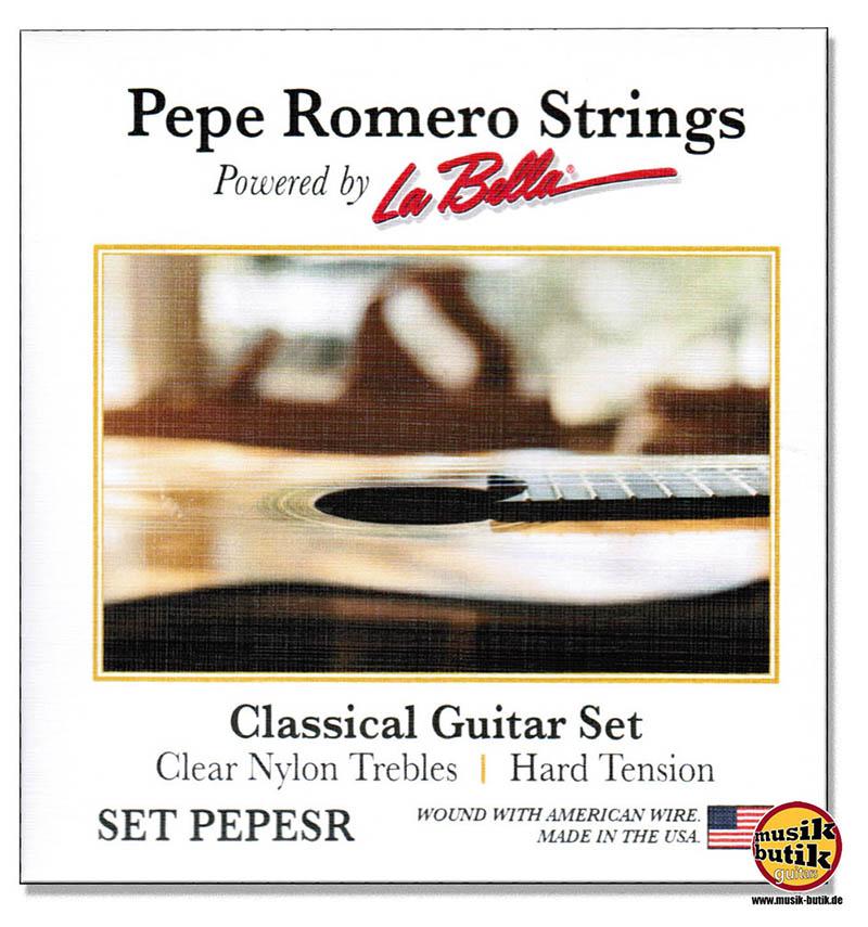 Pepe Romero La Bella PEPESR