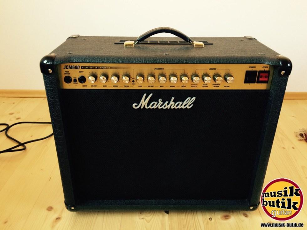 "Marshall JCM600 1x12"" Combo Vollröhre 601.jpg"