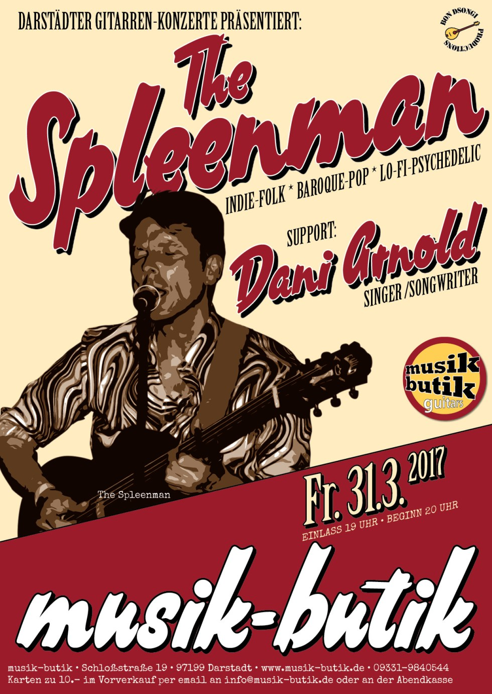 flyer-the-spleenman