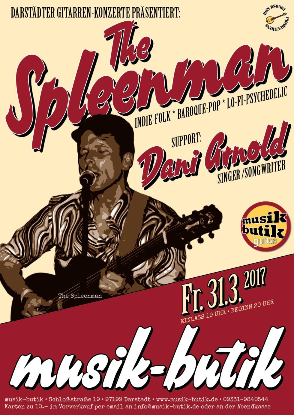 flyer-the-spleenman