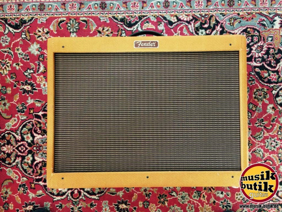 Fender Hot Rod Deluxe III Lacquered Tweed Limited Edition