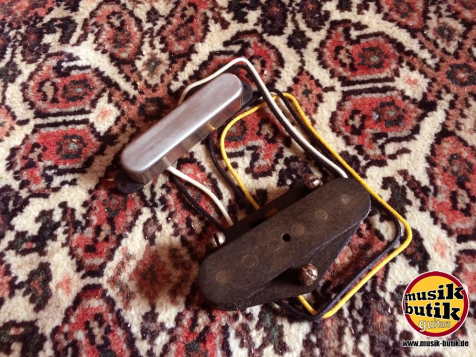 Bare Knuckle Pickups Tele Blackguard Series Flat '52 Set.JPG