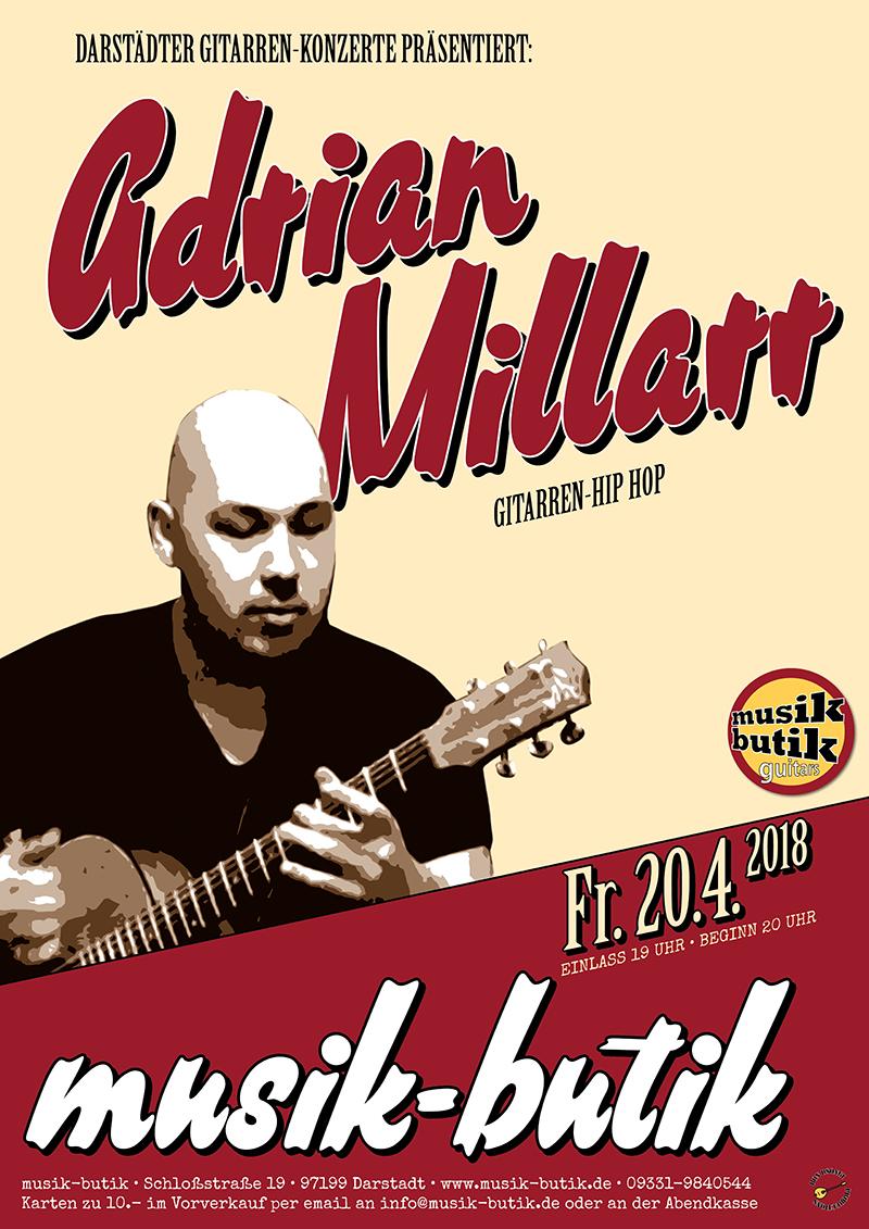 Adrian Millarr