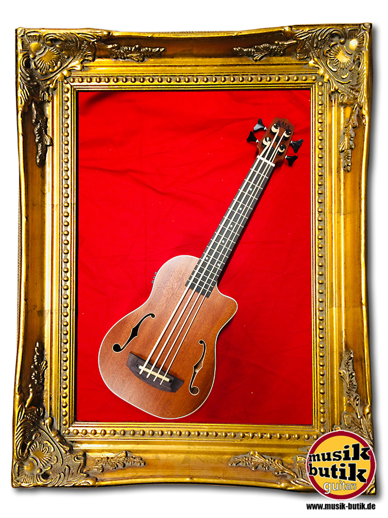 KALA U-Bass Journeyman Mahogany Natural, Fretted with Bag.jpg