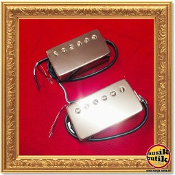 Bare Knuckle Pickups The Mule Set Nickel 1