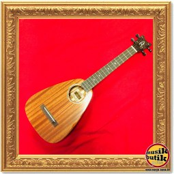 Romero Creations Tiny Tenor Mahagoni 1