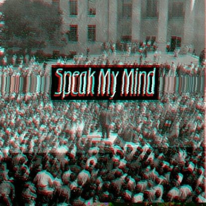 Speak My Mind Artwork 1