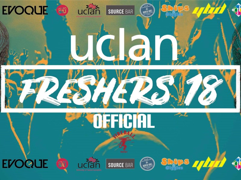 ALL UCLAN STUDENTS EAT FREE FOR A YEAR!