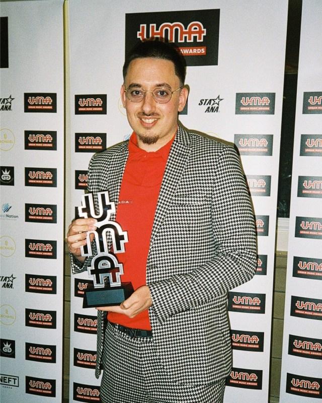 Urban Music Awards 2020 Best DJ