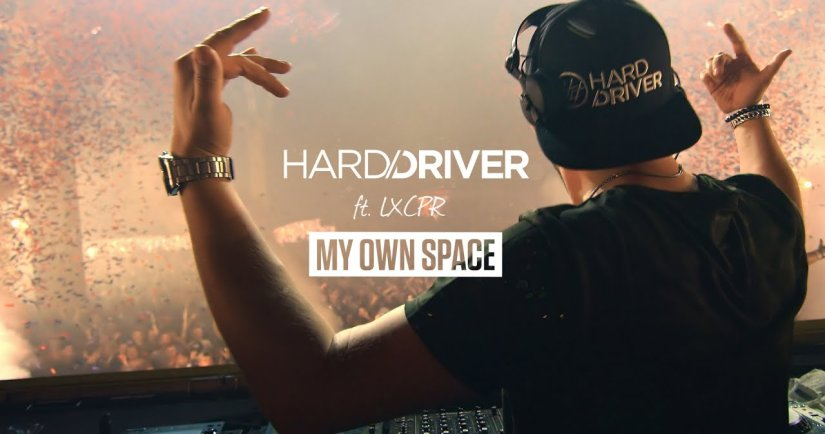 Hard Driver ft. LXCPR - My Own Space (Official Video Clip)