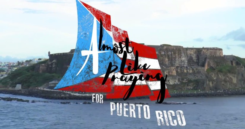 Lin-Manuel Miranda - Almost Like Praying feat Artists for Puerto Rico [Music Video]
