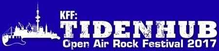 Logo vom KFF: Tidenhub Open Air Rock Festival