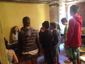 Terminando de componer - MusikalSol 2014