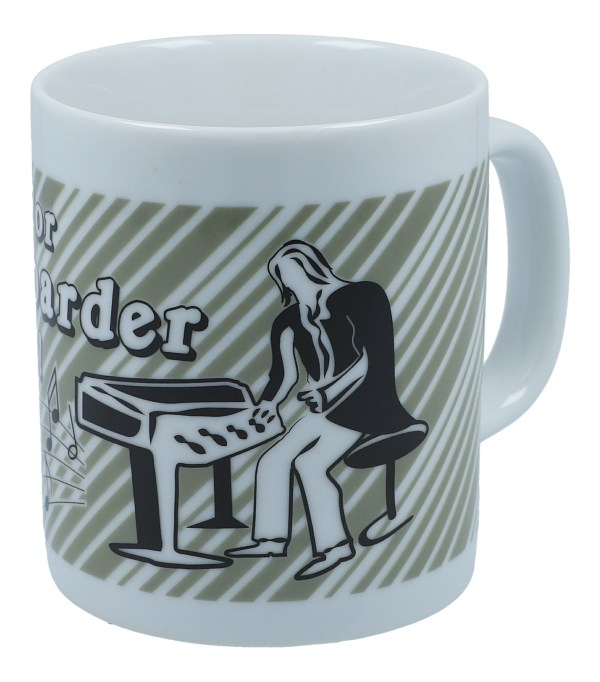 Becher For Keyboarder Only