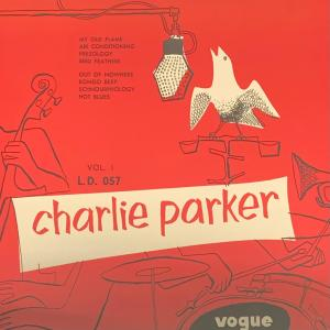 LP Charlie Parker Vol.1