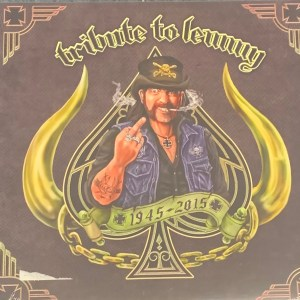 LP Trbute To Lemmy Cover