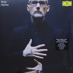 LP Moby Reprise Cover
