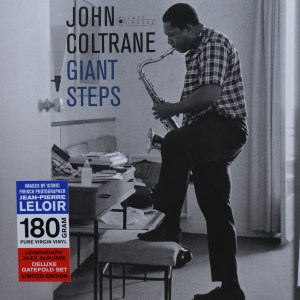 LP Giant Steps Cover