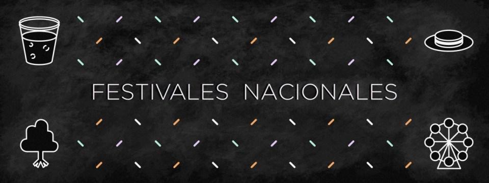 Festivales Nacionales 2014