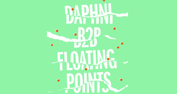 Daphni b2b Floating Points