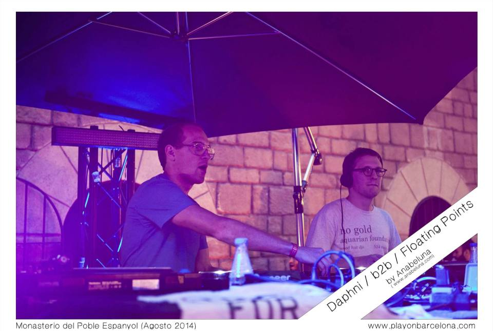 Daphni B2B Floating Points