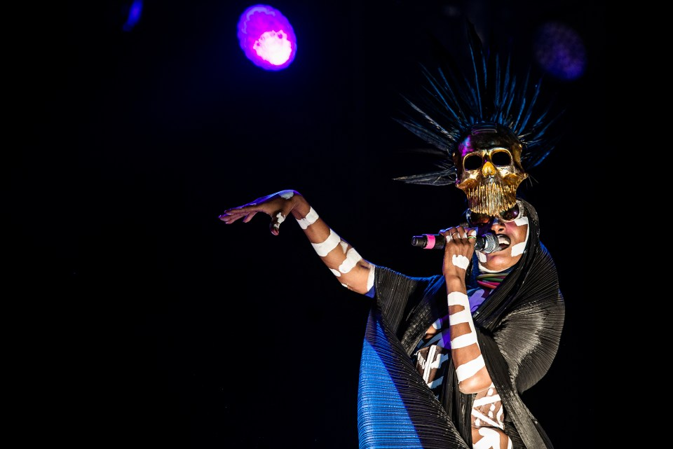 Grace Jones 01 Heineken Primavera Sound 2017_Eric Pamies
