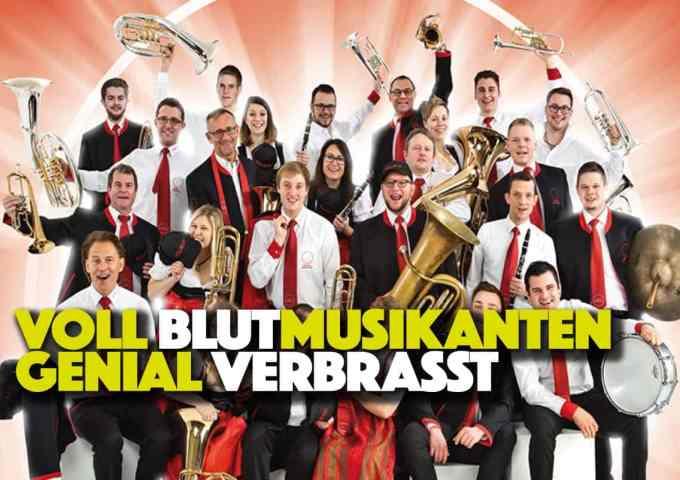 Vollblutmusikanten auf der Brassweek