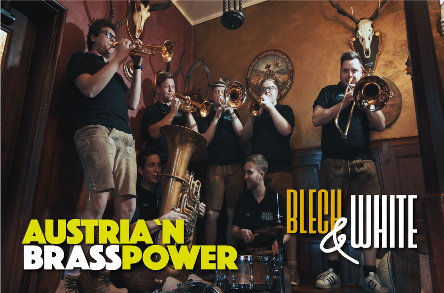 Blech & White Brass Power