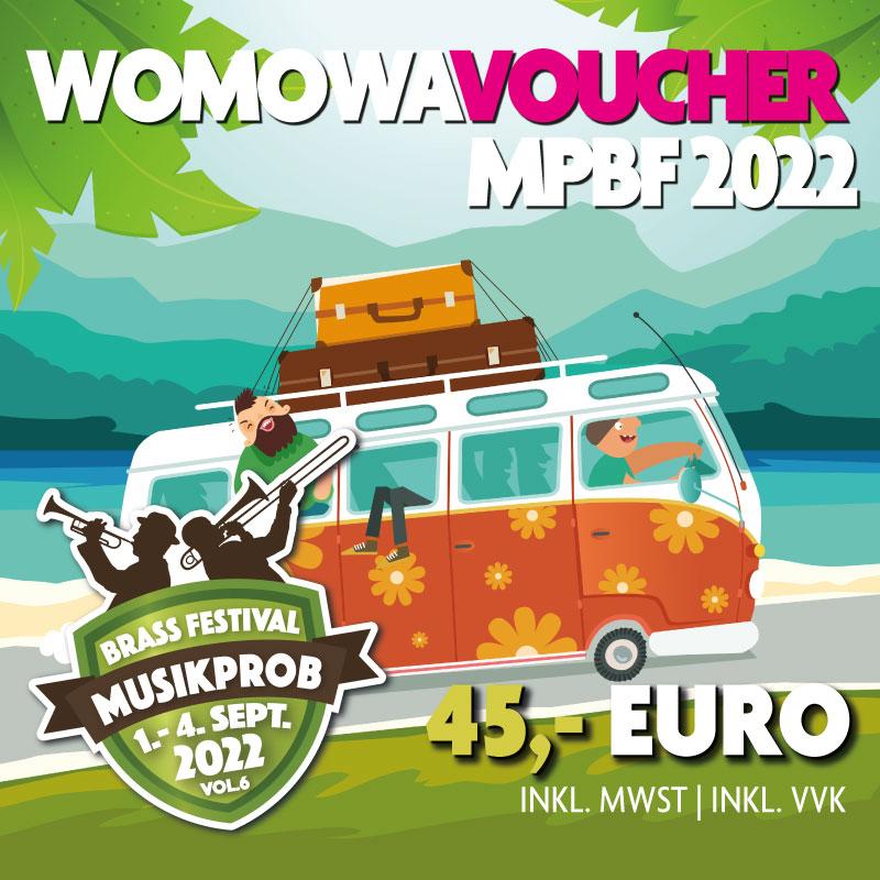 MPBF 22 WOMOWA Voucher