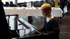 Timo Feitscher bei prima la musica