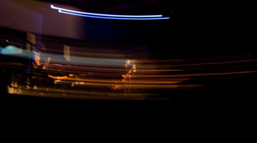 Musik, schneller als der Schall. Foto: Hufner