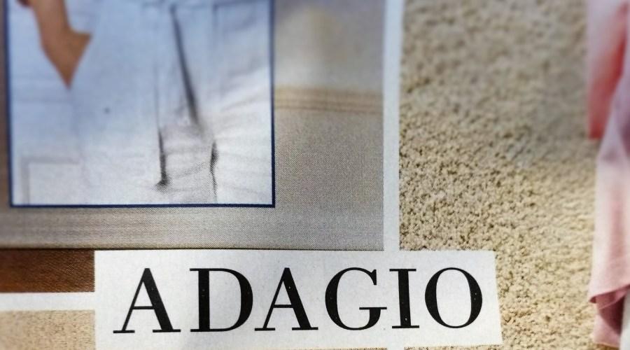 Adagio! Werbeprospekt