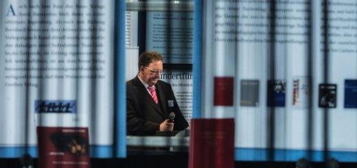Olaf Zimmermann, nachdenklich. Foto: Hufner