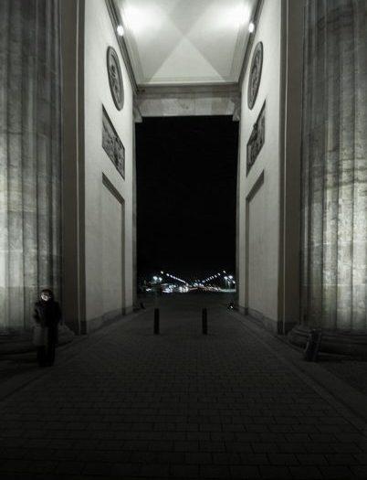 Brandenburger Tor. Foto: Hufner