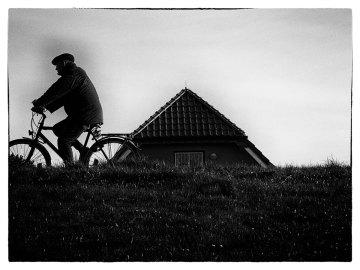 Die Pyramiden von Zingst. Foto: Hufner