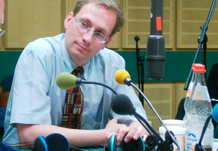 Hartmut Spiesecke bei taktlos 2006. Foto: Hufner