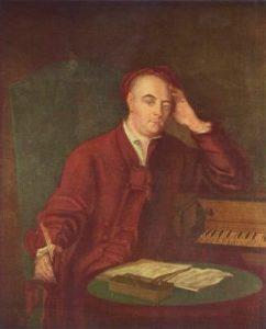 Georg Sebastian Händel. Foto: Willibald Gluck