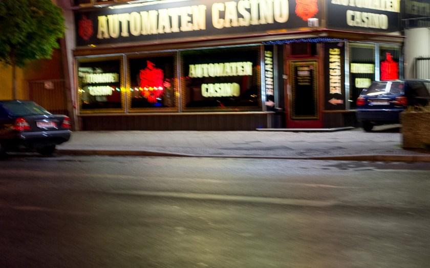 Im Casino des Lebens. Foto: Hufner