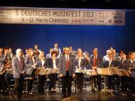 Wertungsspiel in Chemnitz (05/2013)