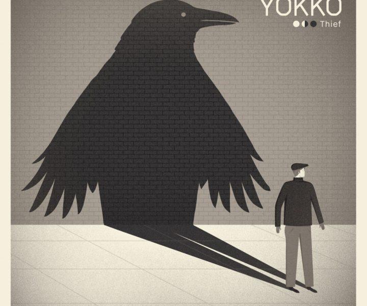 Thief, new single by alternative/indie/rock band YOKKO. Swiss band.