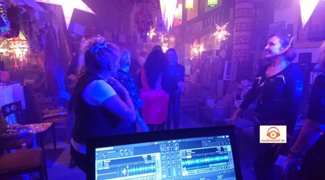 Halloween Party 2016 bei Kerstin @Villa Ossevorth