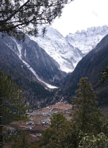 Yunnan, Meili xueshan, Yubeng village, hiking, winter