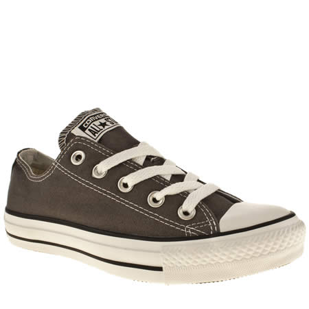 Dark grey Converse - yes