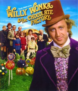 Willy Wonka and Chocolate Factory