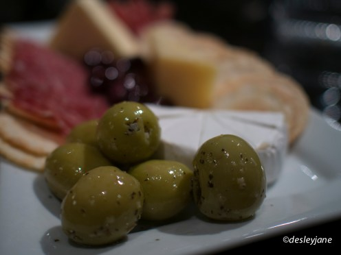 Charcuterie Plate. 17mm f/1.8 1/320s ISO400