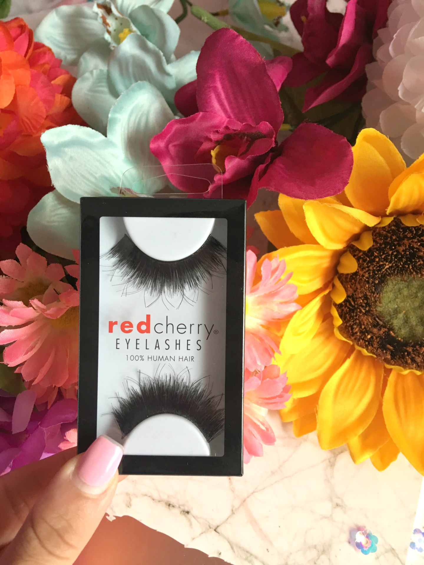 Red Cherry Lashes (3)